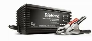 Diehard 6 Volt And 12 Volt Battery Trickle Charger Maintainer N