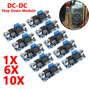 10x Lm2596s Dc dc 3a Buck Adjustable Step down Power Supply Converter Module