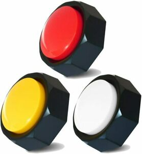 Recordable Button dogs Training Buzzer custom Easy Button record Playback