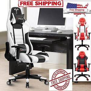 Gaming Chair Office Boss Furgle Pro Ergonomic Leather Computer Pc