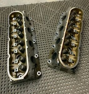 Gm Ls1 Cylinder Heads Stock Used From 1999 Trans Am Pair