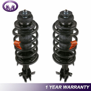 Set 2 Front Lh Rh Suspension Struts Assembly For 2004 2012 Chevrolet Aveo Fwd