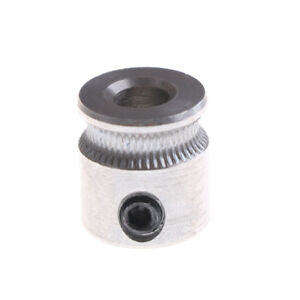 1 Pcs Mk7 Stainless Steel Extruder Drive Gear Hobbed Gear For Reprap 3d Prinyjkf