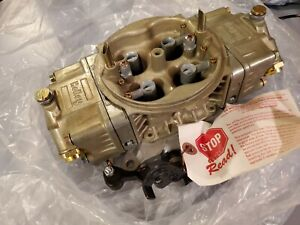 Holley Fr 80496 1 950 Cfm Classic Hp Carburetor Factory Refurbished