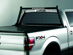 Truck Cab Protector Headache Rack safety Rack Frame Only Hw Kit Required