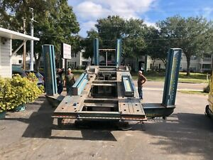 Auto Body Frame Machine Extra Heavy Duty Chief Continental Uniliner 6 Tower