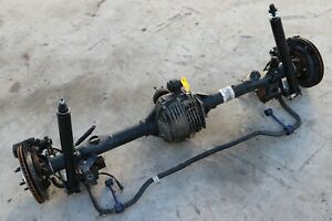 2011 Ford Mustang Shelby Gt500 8 8 3 73 Gears Rear End Differential Complete