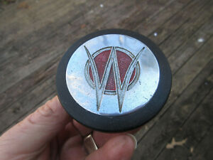 1946 1949 Willys Jeep Wagon 1948 1949 Jeepster Steering Wheel Horn Button