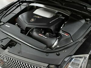 Afe Momentum Gt Cold Air Intake For 2009 2015 Cadillac Cts V 6 2l V8