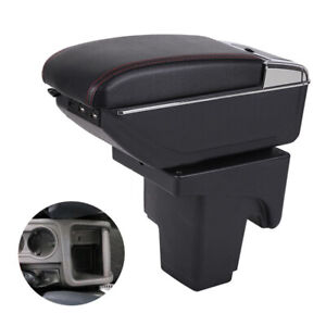 Armrest Box For Ford Focus 3 Mk3 2011 2019 Arm Rest Central Consoles Storage Box