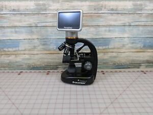 Celesteon 44348 Lcd Digital Microscope With Carrying Case