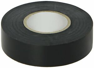 5 Rolls 60 Ft General 3 4 X 60 Vinyl Pvc Black Insulated Electrical Tape 11142