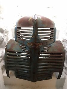 Antique 1941 1947 Dodge Truck Grill Vintage Wall Art Man Cave Restaurant Decor