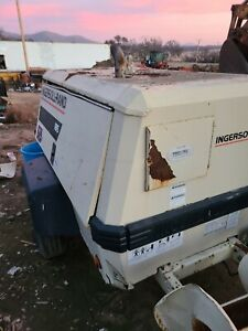 Ingersoll Rand 185 John Deere 185 Cfm Towable Air Compressor