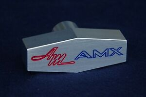 Amc Amx Custom Billet Aluminum Air Cleaner Wing Nut Cnc Machined Engraved