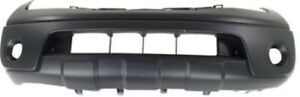Primed Front Bumper Cover Replacement For 2005 2008 Nissan Frontier