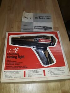 Sears Dc Timing Light