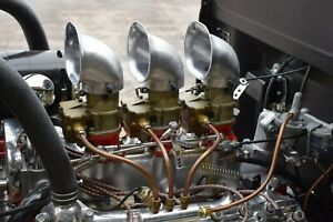 Stromberg 97 81 Carburetor Holley 94 Flathead 32 Ford Tri Power Scoops Lot Of 3