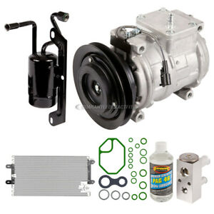 For Chrysler Lhs 1994 1995 1996 1997 Oem Ac Compressor W Condenser Drier