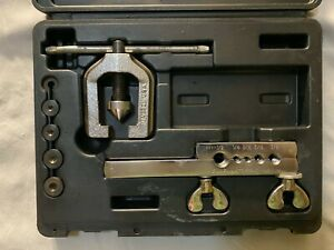 Blue Point Tf 528 D Double Flaring Tool Kit Missing Two Things