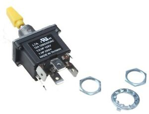 4360314 Toggle Switch Fits Jlg Lift on off on Waterproof momentary Ec042