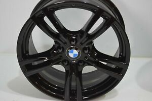 Bmw 320i 328i 335i 18 Black 2013 2014 2015 Front Factory Oem Rim Wheel 71616