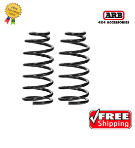 Arb 1 5 2 275lbs Ome Front Coil Springs For Toyota Land Cruiser 1984 2020 2859