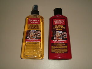 Tanner S Preserve Leather Care Combo Pack 65864 65893