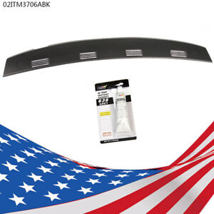 Fit 2002 2005 Dodge Ram 1500 2500 3500 Molded Dash Cover Cap Skin Overlay