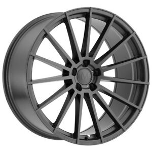 Mandrus Stirling 19x9 5 5x112 50mm Gunmetal Wheel Rim