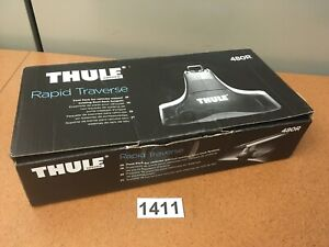 Thule 480r Rapid Traverse Towers Roof Rack Mount Kit Foot Pack