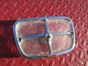 1969 1973 Pontiac Firebird Parking Light Bezel Lens
