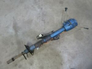 1972 Dodge Mopar Charger Automatic Shifter Steering Column Assembly Hot Rod
