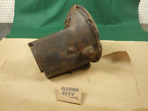 39 Ford Flathead V8 3 Speed Toploader Transmission Case 78 7006