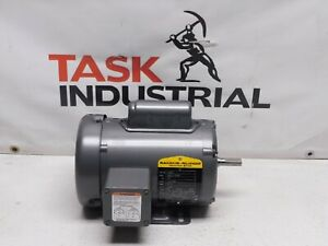 Baldor L3403 1725rpm Electric Motor 1 4hp