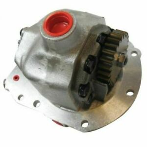 New E8nn600aa Hydraulic Pump Fits Ford Construction Industrial 455
