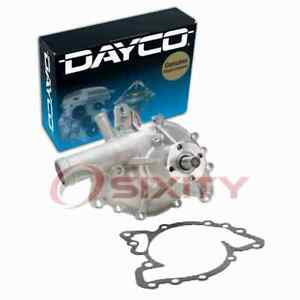 Dayco Engine Water Pump For 1977 1985 Buick Riviera 3 8l 4 1l 5 7l V6 V8 Oh
