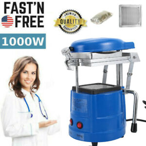 1000w Dental Vacuum Forming Molding Machine Former Thermoforming Lab Equipment