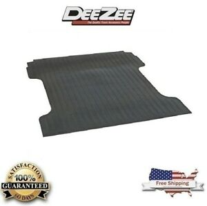Dee Zee Black Truck Bed Mat For Ford F 150 Pickups 2004 2014 Dz86928