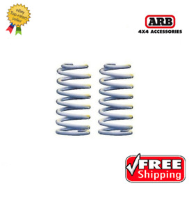 Arb 2 00 160 Lbs Ome Rear Coil Springs For Jeep Wrangler Tj 1997 2006 2942