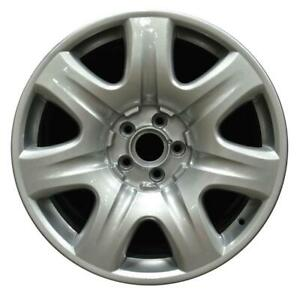 1 Wheel Rim For 2007 Cont gt Recon 19x9 5 Spoke Silver