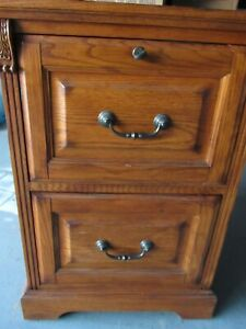 Whalen 2 drawer Wood File Cabinet