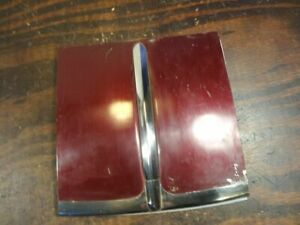 Fulton 1000 Model Sunvisor Center Panel Hot Rat Rod T159