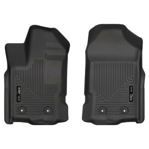 Husky Liners Front Seat Row Rubber Floor Mats For Ford Ranger Open Box