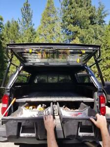 Decked Truck Bed Tool Box