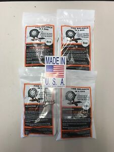 4 8 Oz Bag Flash Sell 8 Oz Tire Balance Beads In A Bag Free Shipping
