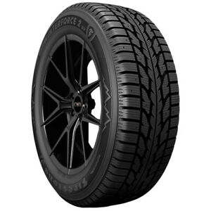 4 215 60r17 Firestone Winterforce 2 Uv 96s Sl 4 Ply Bsw Tires