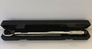 1 2 Clicker Style Torque Wrench 197