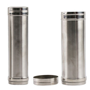 Large Stainless Moxa Stick Roll Fire Extinguisher For Massage Moxibustion