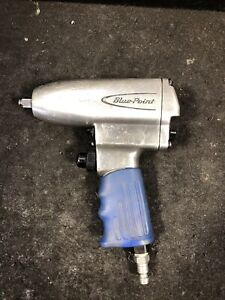 Snap on Blue point 3 8 Drive Super Duty Air Impact Wrench At380a